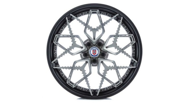 Featured image of HRE Wheels and GE Additive Develop 3D Printed Titanium Concept Wheel