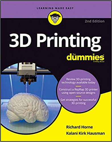 "Image of: 2. <span class=""link"" data-action=""modal-open"" data-modal-ajax=""/en/product-overlay/70113/limit/0/"">3D Printing For Dummies</span> (Second Edition)"