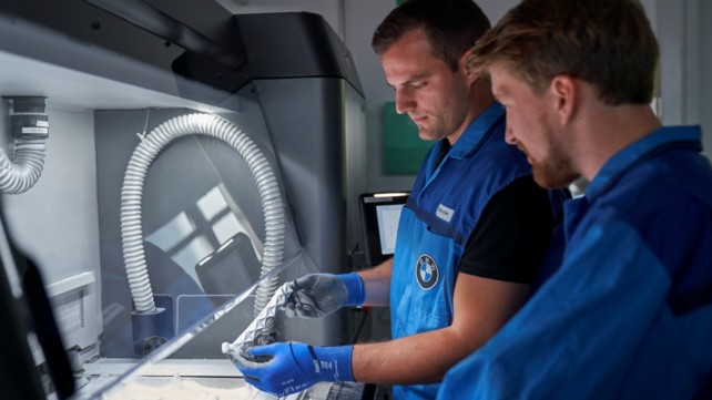 Featured image of BMW Reaches Milestone of Producing One Million 3D Printed Parts for Cars