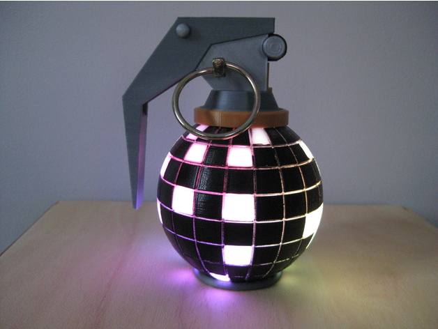 Image of Fortnite Props to 3D Print: Boogie Bomb