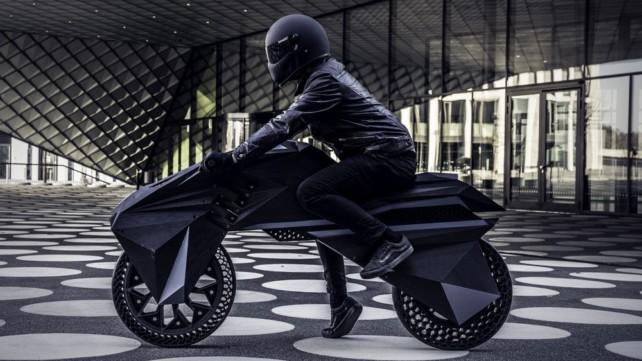 Featured image of BigRep 3D Prints Working NERA Electric Motorcycle