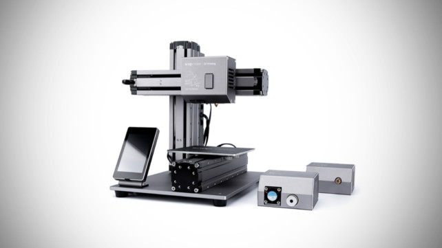 Featured image of [DEAL] Snapmaker All-In-One 3D Printer for $100 off