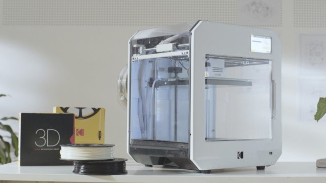 Featured image of Kodak Portrait – Review the Specs of this 3D Printer