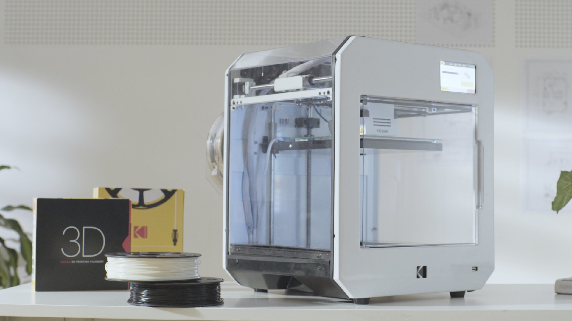 Kodak Portrait 3D Printer Review: 10-Hour Testing | All3DP