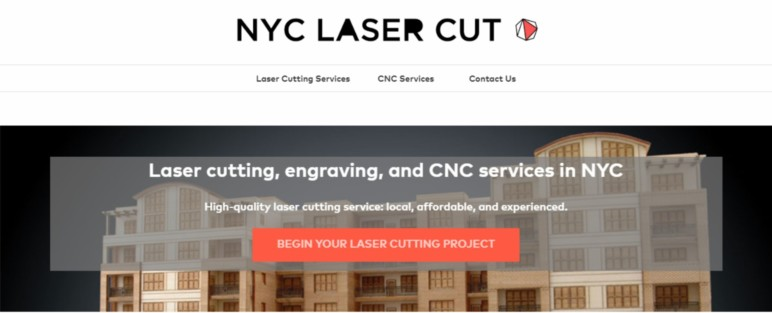 Image of: Laser Cutting Service #2: NYC Laser Cut