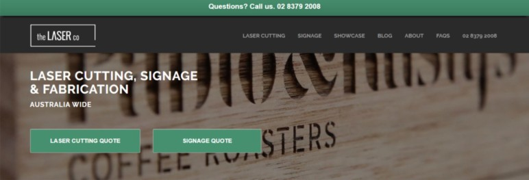 Image of: Laser Cutting Service #3: The Laser Co