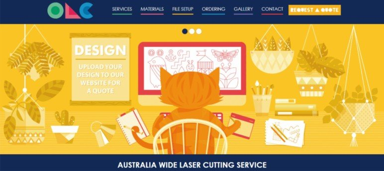 Image of: Laser Cutting Service #4: Online Laser Cutting