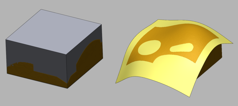 Image of: 2.2. Defining Solid and Surface Parts
