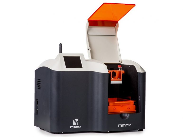 Image of Resin (LCD/DLP/SLA) 3D Printer: Nyomo Minny