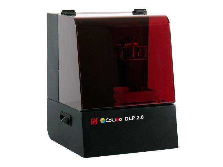 Image of Die 25 besten Resin-(LCD/DLP/SLA)-3D-Drucker im Winter 2018/19: Colido DLP 2.0