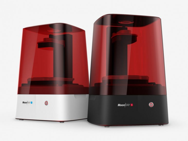 Image of Resin (LCD/DLP/SLA) 3D Printer: SprintRay MoonRay S