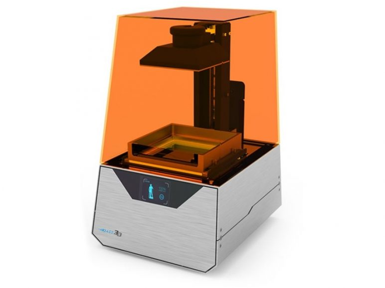 Image of Resin (LCD/DLP/SLA) 3D Printer: Dazz 3D S130