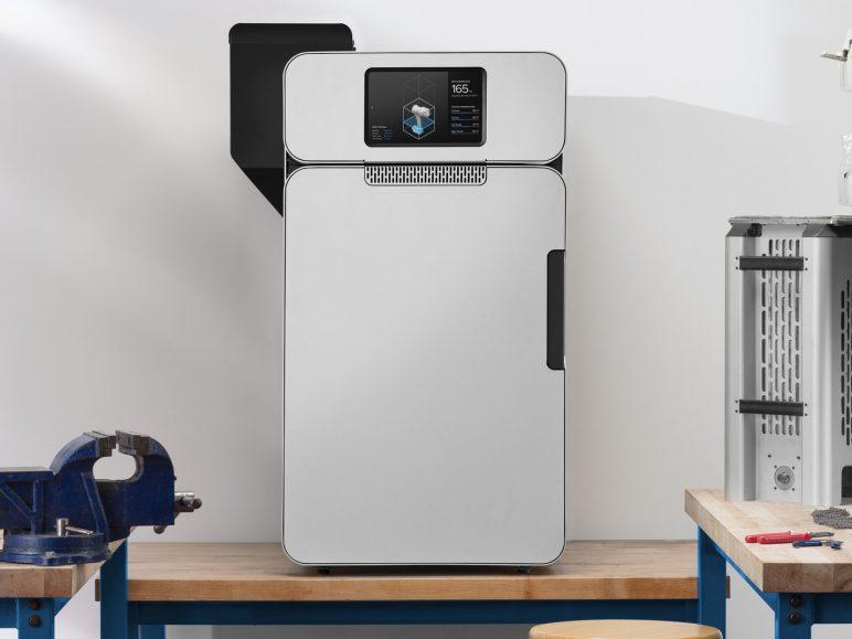 Image of Fuse 1 de Formlabs: Pronóstico de impresoras 3D de escritorio con tecnología SLS
