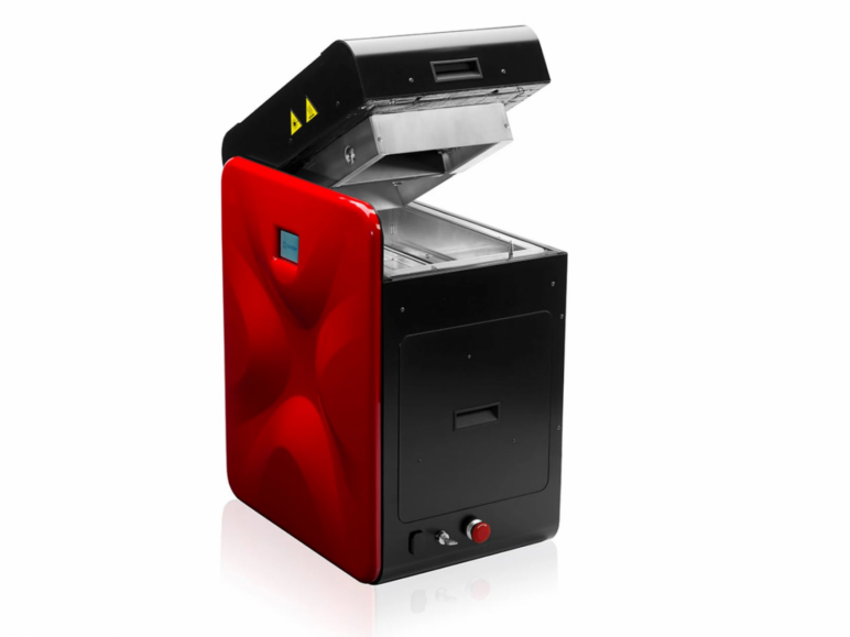 Image of Lisa Sinterit: Bester Desktop-SLS-3D-Drucker