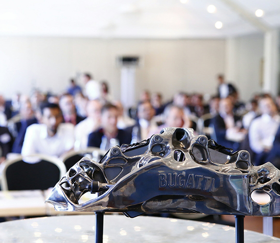 Image of Additive Manufacturing / 3D Printing Conference: May 7-8, 2019 - 3D Printing - Additive Manufacturing in The Automotive Industry