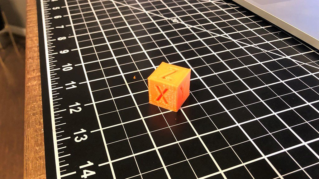 3D Printer Test Models: The Best Calibration Cubes | All3DP