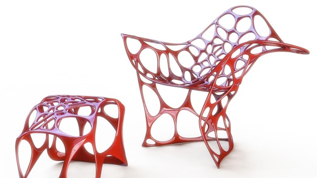 Featured image of 3D Printed Furniture – 5 Most Promising Projects of 2018