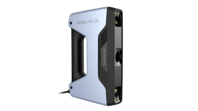 Featured image of 2019 Einscan Pro 2X 3D Scanner – Review the Specs
