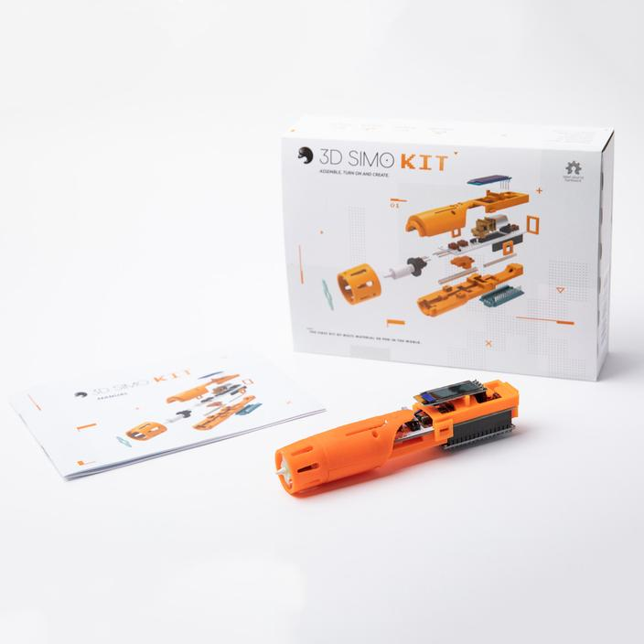 Image of Mejores lápices 3D para 2019: 3Dsimo Kit