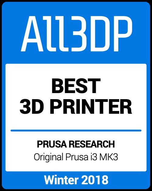 Las 17 mejores impresoras 3D de invierno de 2018 | All3DP