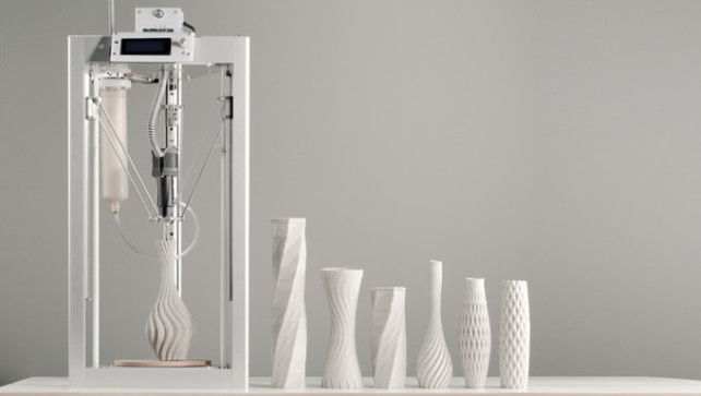 Featured image of CERAMBOT is an Affordable Ceramic 3D Printer for the Struggling Artist