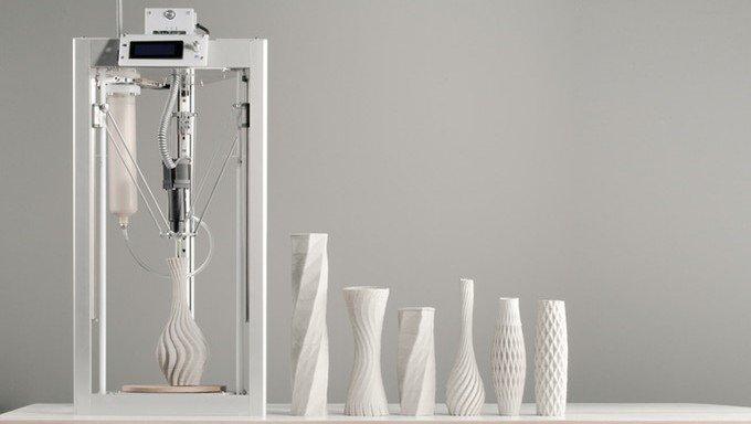 13b223c328 CERAMBOT is an Affordable Ceramic 3D Printer for the Struggling Artist