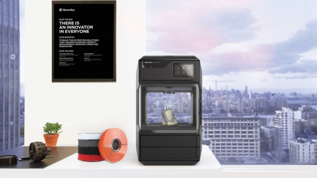 Featured image of MakerBot Makes Triumphant Return with the MakerBot Method 3D Printer