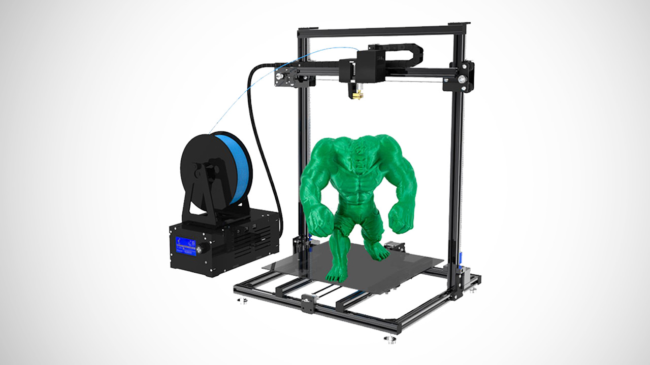 2019 ADIMLab 3D Printer (Gantry) – Review the Specs | All3DP