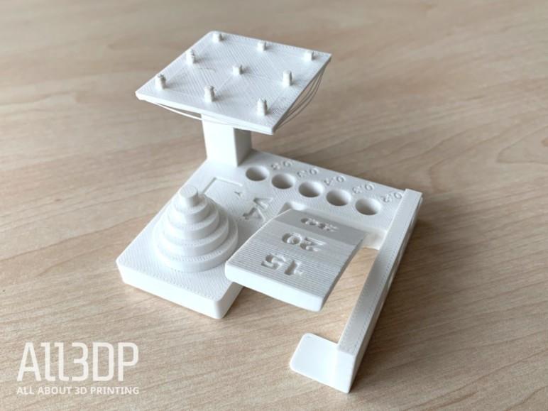 Image de CrealityEnder3Pro : test et avis: Test AutodeskKickstarter