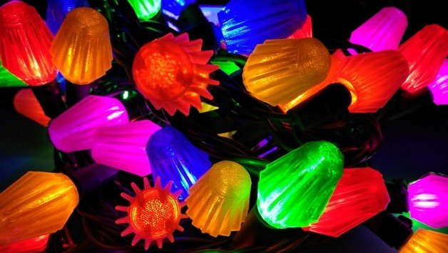 [Project] 5 3D Printing Projects to Light up the Holiday Season | All3DP