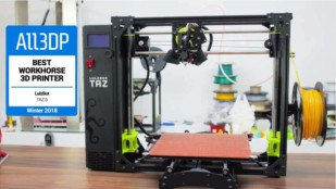 Featured image of Lulzbot TAZ 6 Review – Best Workhorse 3D Printer 2018