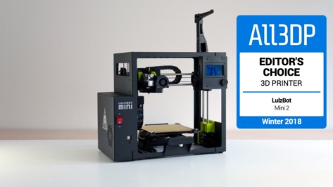 Featured image of 2018 LulzBot Mini 2 Review – Editor's Choice