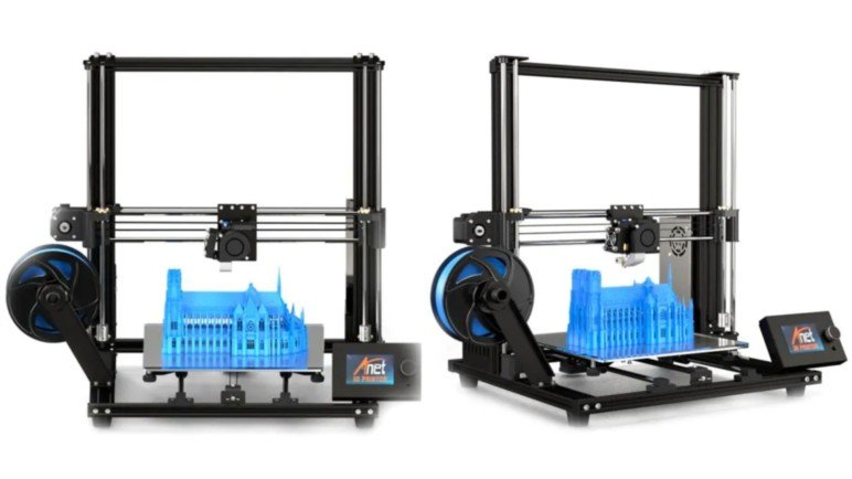 Image of Anet A8 Plus 3D Printer – Review the Specs: Features