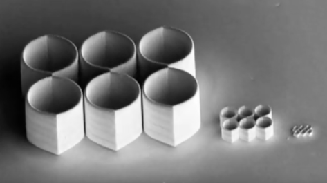 Featured image of 3D Printing Impossible Object Optical Illusions as Small as Red Blood Cells