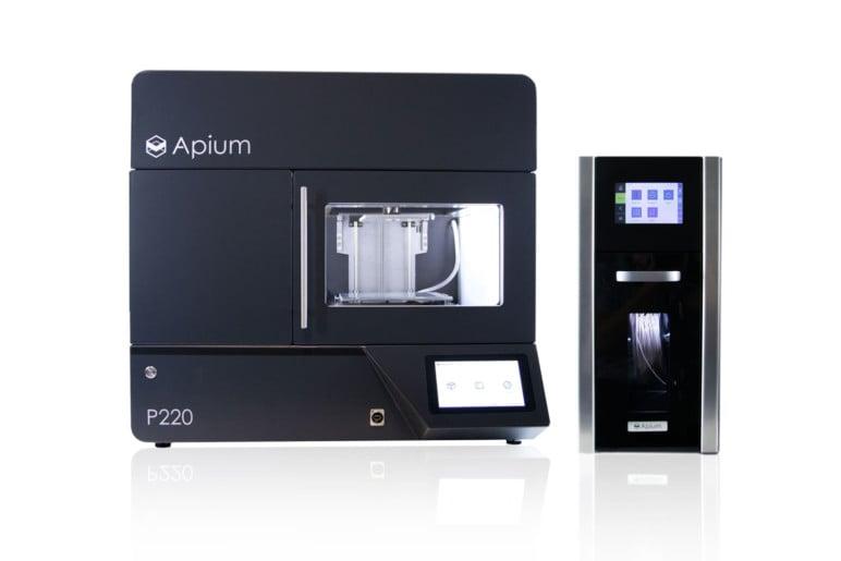 Image of PEEK 3D Printer Guide: Apium P220 Series