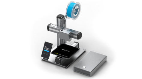 Featured image of Snapmaker Teases Kickstarter Campaign for Snapmaker 2 3D Printer