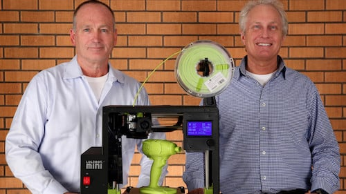 Featured image of Aleph Objects Appoints New CEO and CTO with Plans to Target Growth in 2019