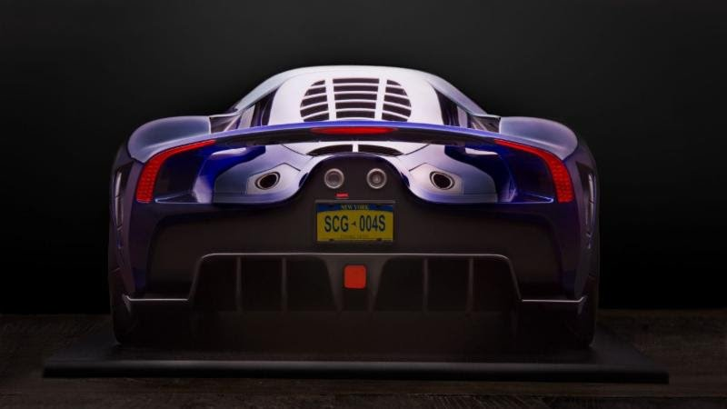Featured image of Scuderia Cameron Glickenhaus Develops 3D Supercar Model to Promote Upcoming Launch