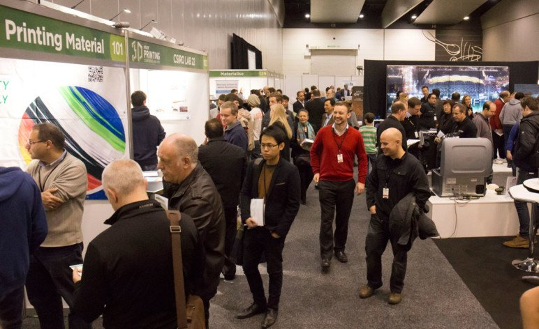 Image of Additive Manufacturing / 3D Printing Conference: May 14-17, 2019 - Inside 3D Printing Melbourne