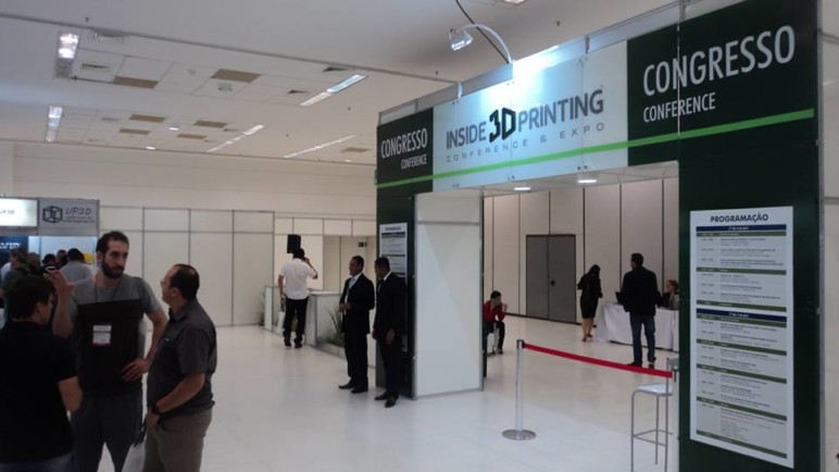 Image of Additive Manufacturing / 3D Printing Conference: June 10-11, 2019 - Inside 3D Printing São Paulo