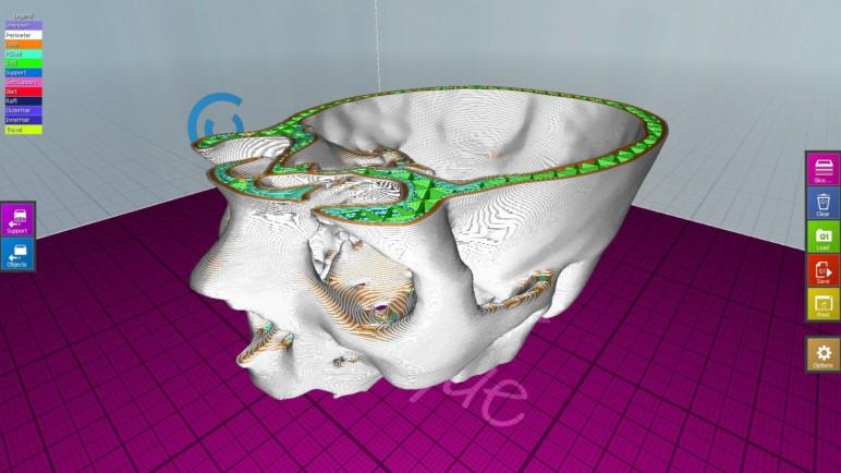 Image of Best 3D Slicer Software for 3D Printers: CraftWare