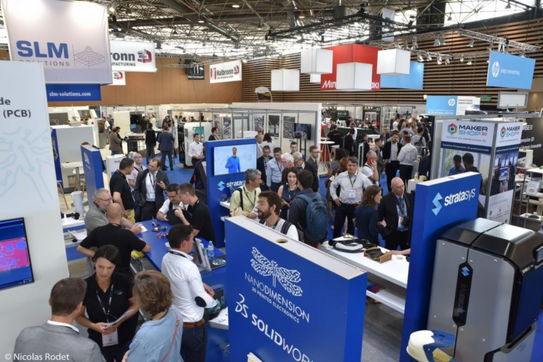 Image of Additive Manufacturing / 3D Printing Conference: June 4-6, 2019 - 3D Print Exhibition