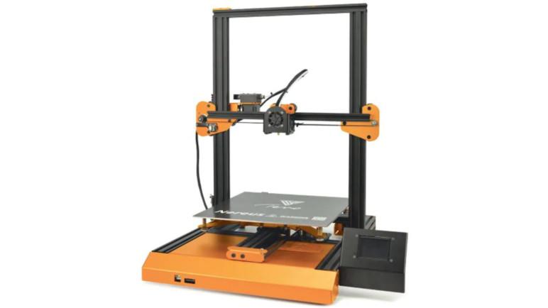 Image of Melhor impressora 3D barata por menos de USD $500: TEVO Nereus