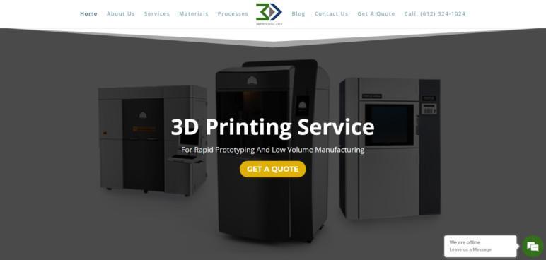 Image of Servicio de impresión 3D: 3D Printing Ally