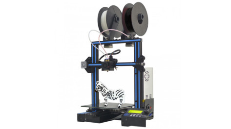 Featured image of 2019 Geeetech A10M – Review the Specs of this 3D Printer
