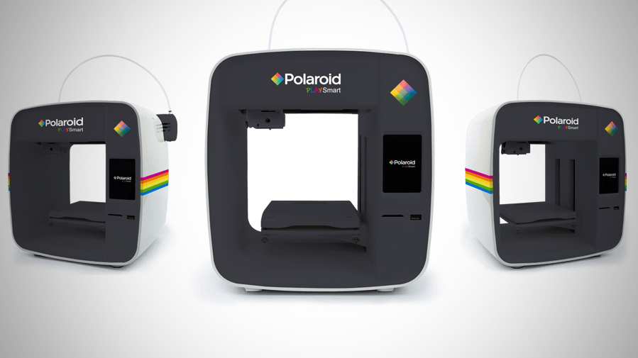 Featured image of Polaroid to Release Europe-Only PlaySmart 3D Printer