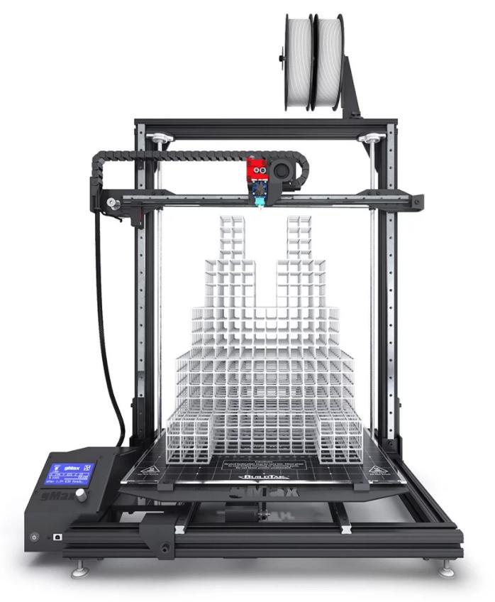 Image of Large 3D Printer (Large-Format / Large-Scale / Large-Volume): gCreate gMax 2