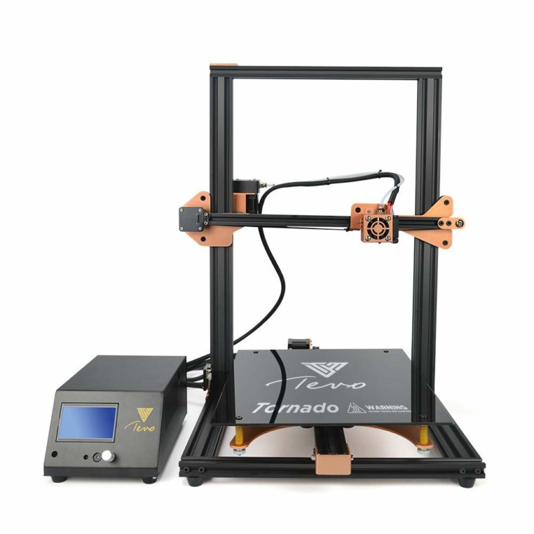 Image of Large 3D Printer (Large-Format / Large-Scale / Large-Volume): Tevo Tornado