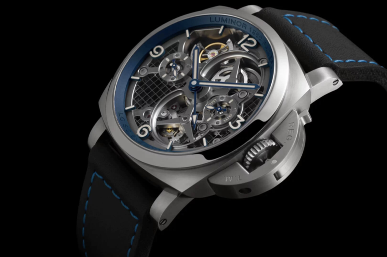 3D printing enters the watchmaking arena.