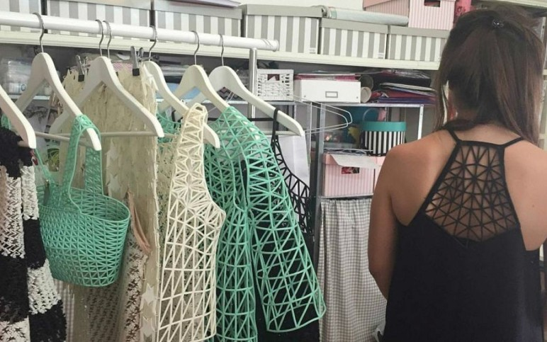 3D Printed fashion -- a new reality!